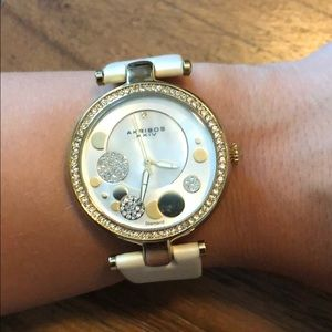 Beautiful Akribos watch from Nordstrom